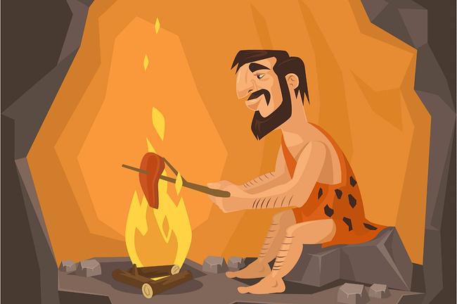 Почему человек небыл пищей— Каннибализм вдревности