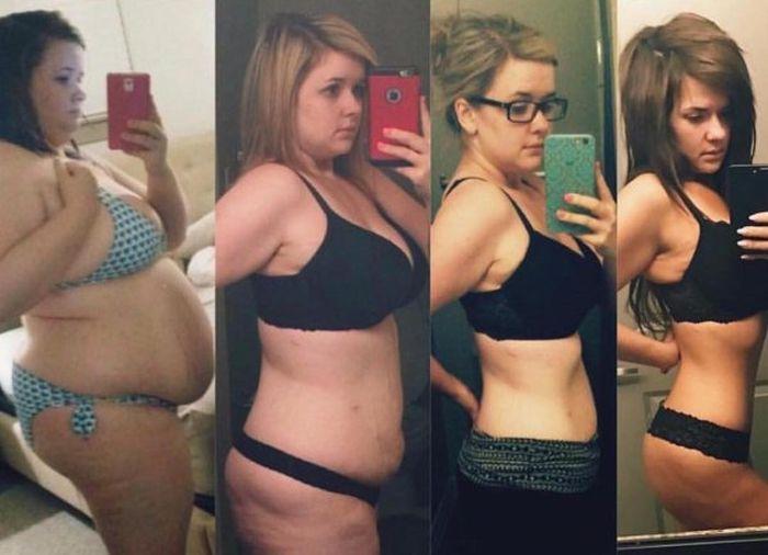 Мой Фотоотчет По Похудению. Реальное похудение: вдохновляющие истории девушек