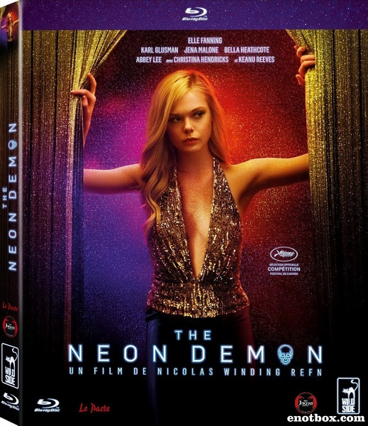 Неоновый демон / The Neon Demon (2016/BDRip/HDRip)