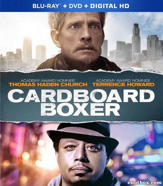 Боксер-марионетка / Cardboard Boxer (2016/BDRip/HDRip)