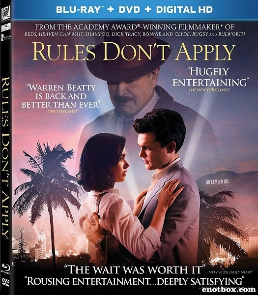 Вне правил / Rules Don't Apply (2016/BDRip/HDRip)