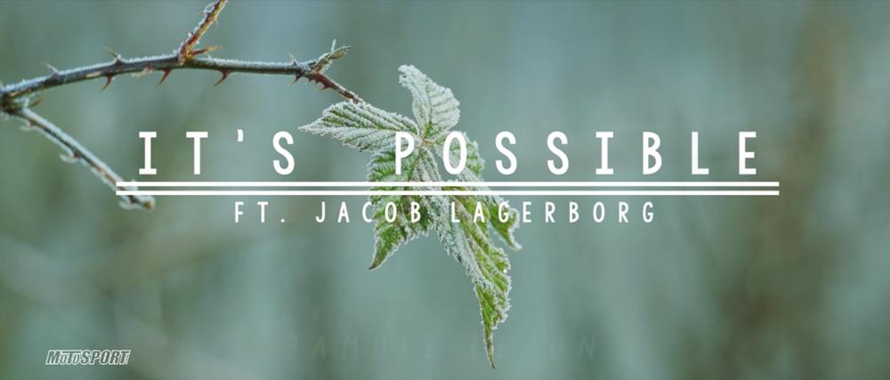 Всё возможно - Джейкоб Лагерборг (видео)