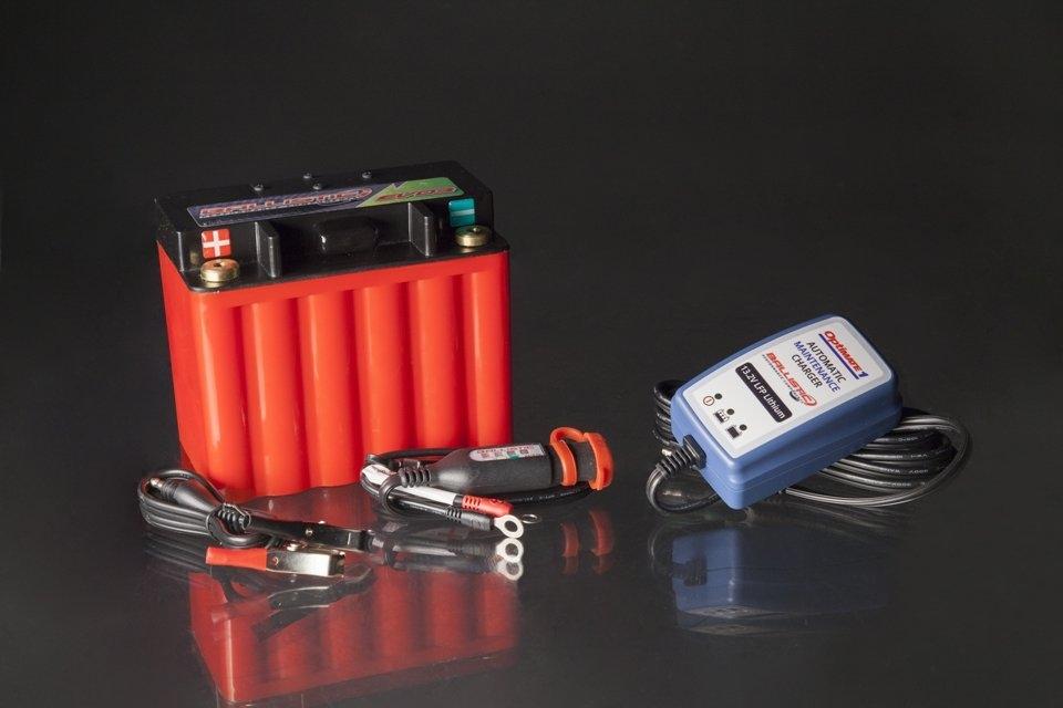 Новый литиево-ионный аккумулятор BPC EVO3 и зарядное устройство