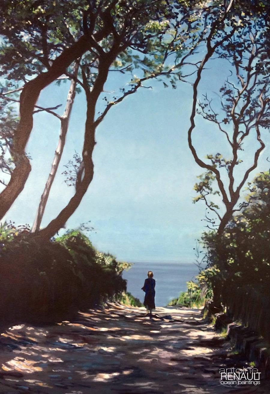 Refreshing Ocean Paintings (8 pics)