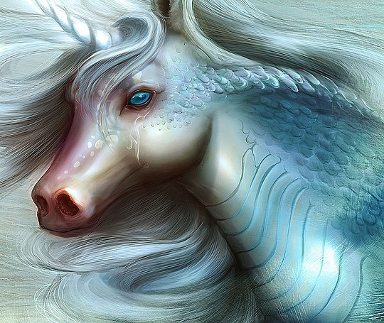Stunning Digital Art by Nell Fallcard