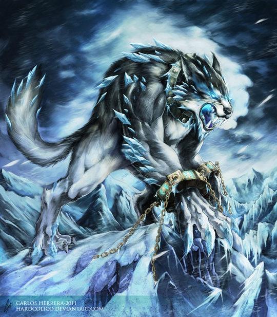 Fantasy Art by Carlos Herrera