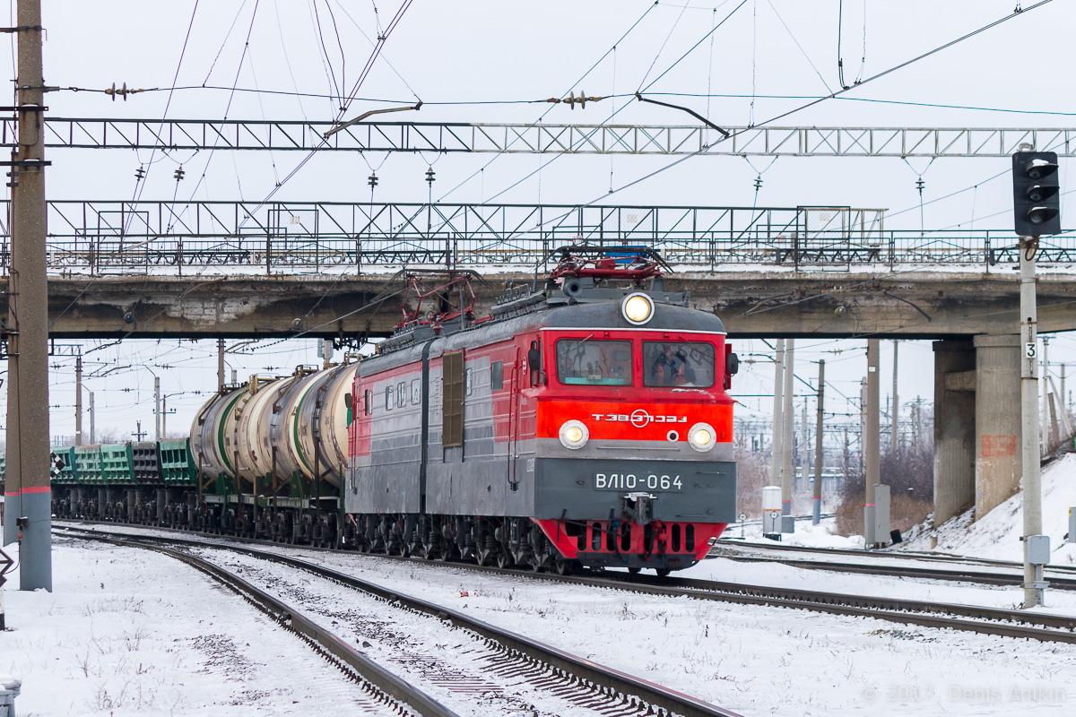 Локомотив ВЛ10 фото 4