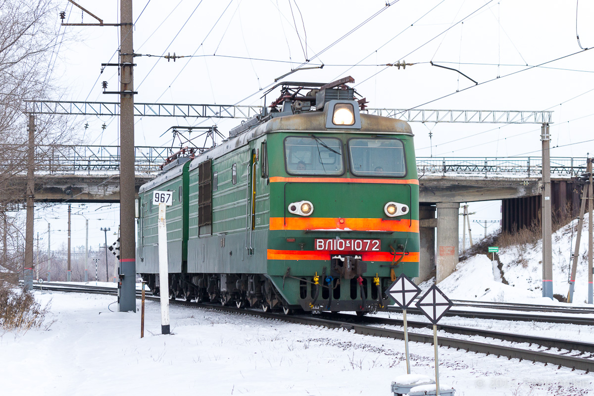 Локомотив ВЛ10 фото 9