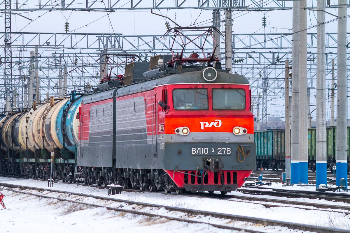 Локомотив ВЛ10 фото 10