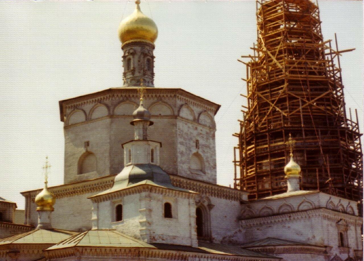 Иркутск. Собор Богоявления Господня