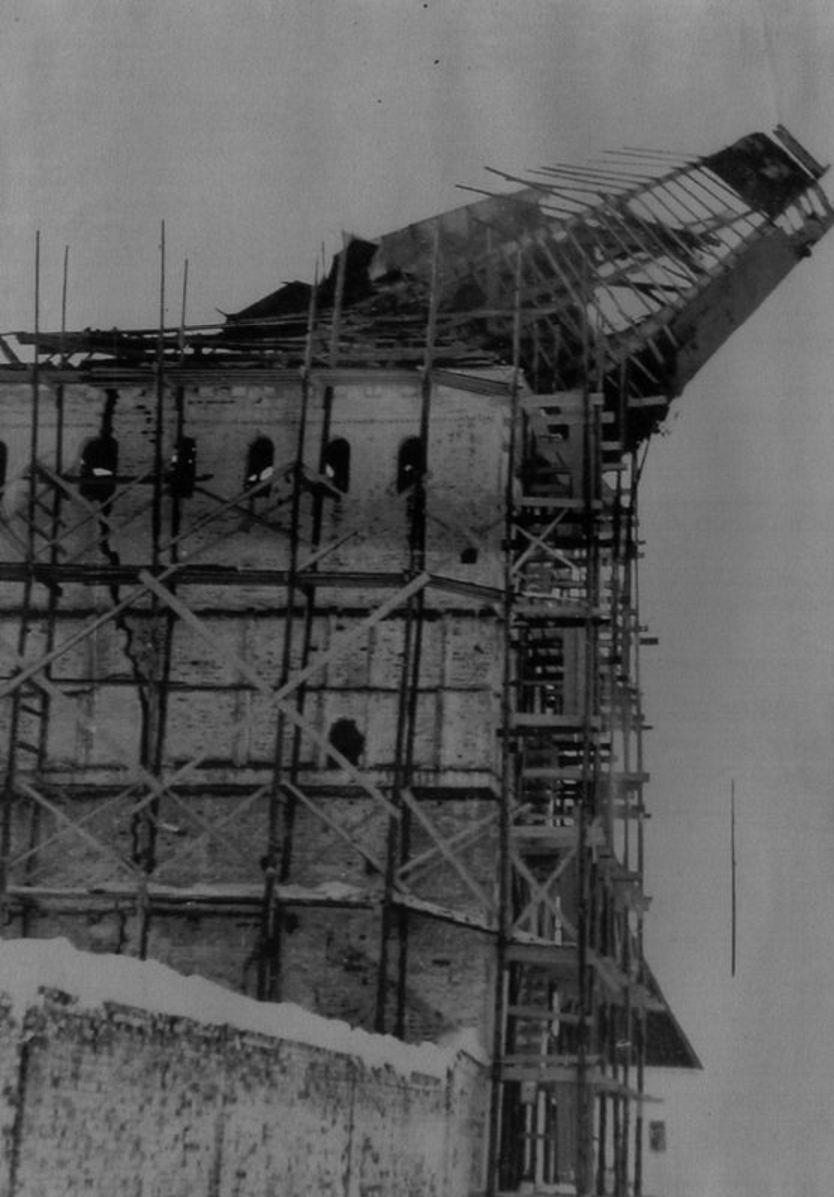 Советский период. 1960. Никоновская башня