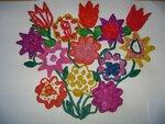 Старшая группа (рук. Друзь Надежда Ивановна) - Цветы для мамы
