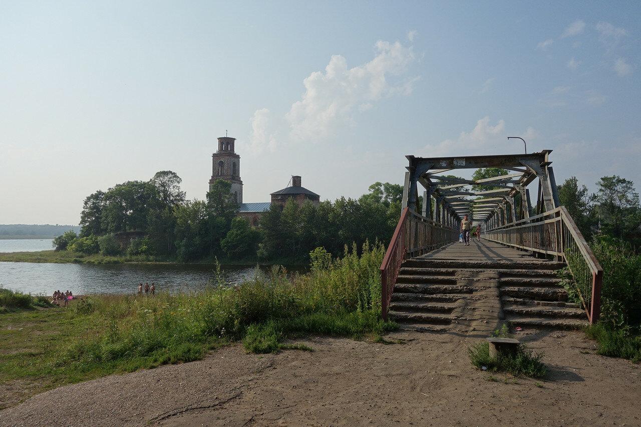 мостик через р. Ить