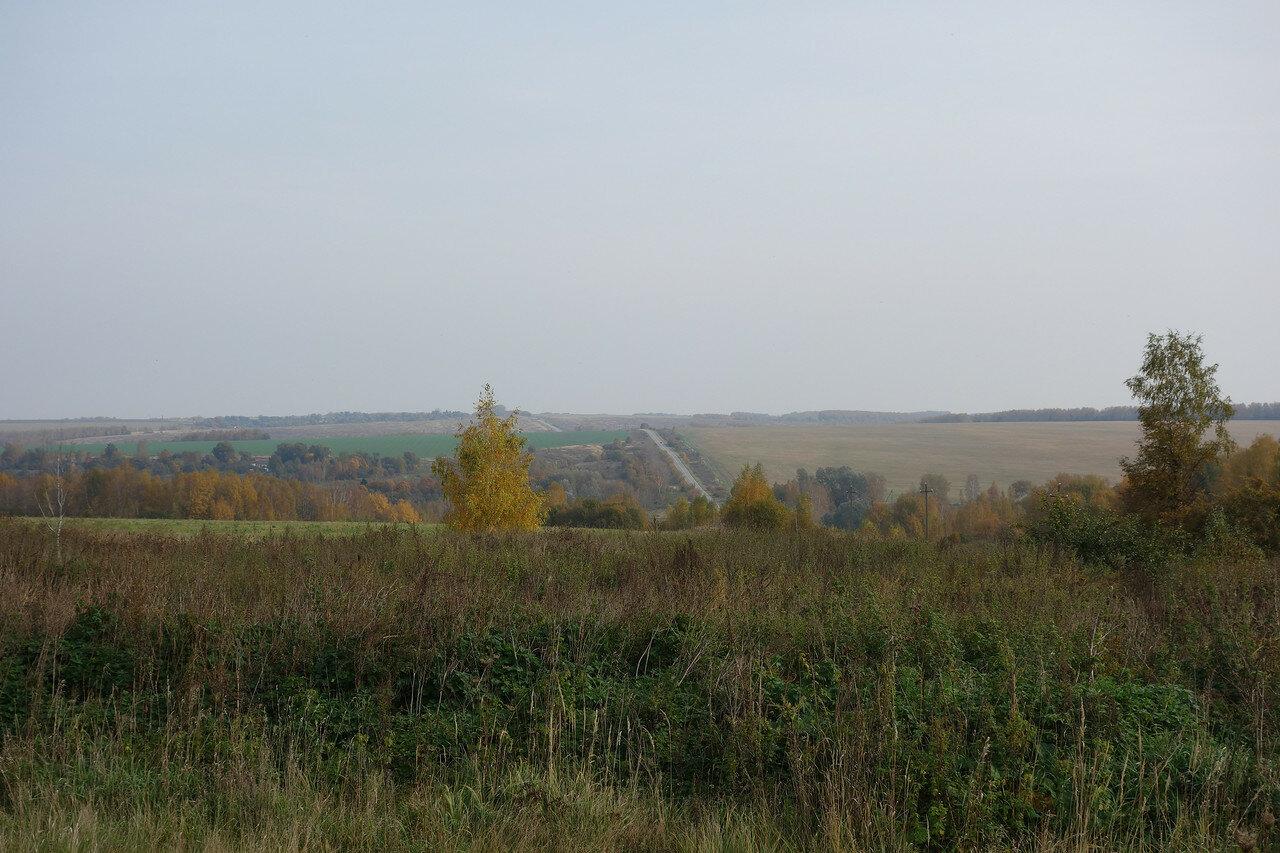 тульские горочки близ п. Одоев