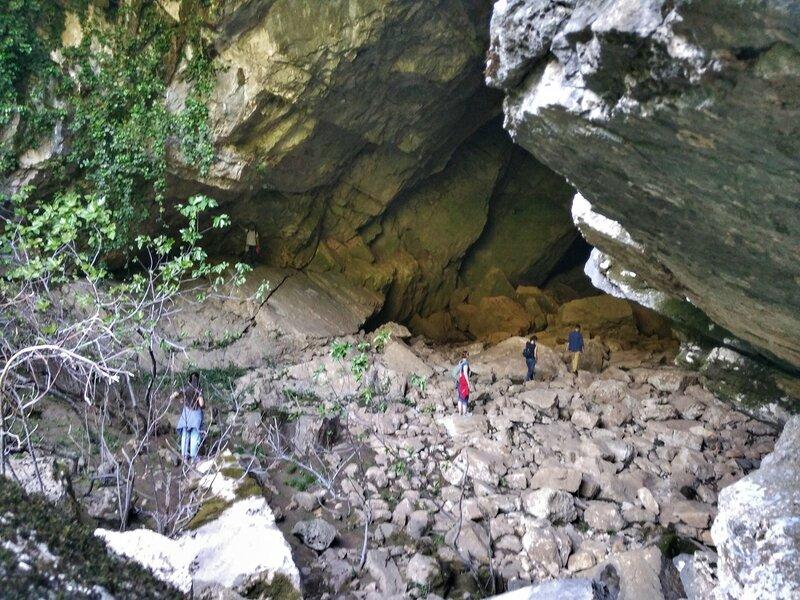 река Црноевича и Ободская пещера