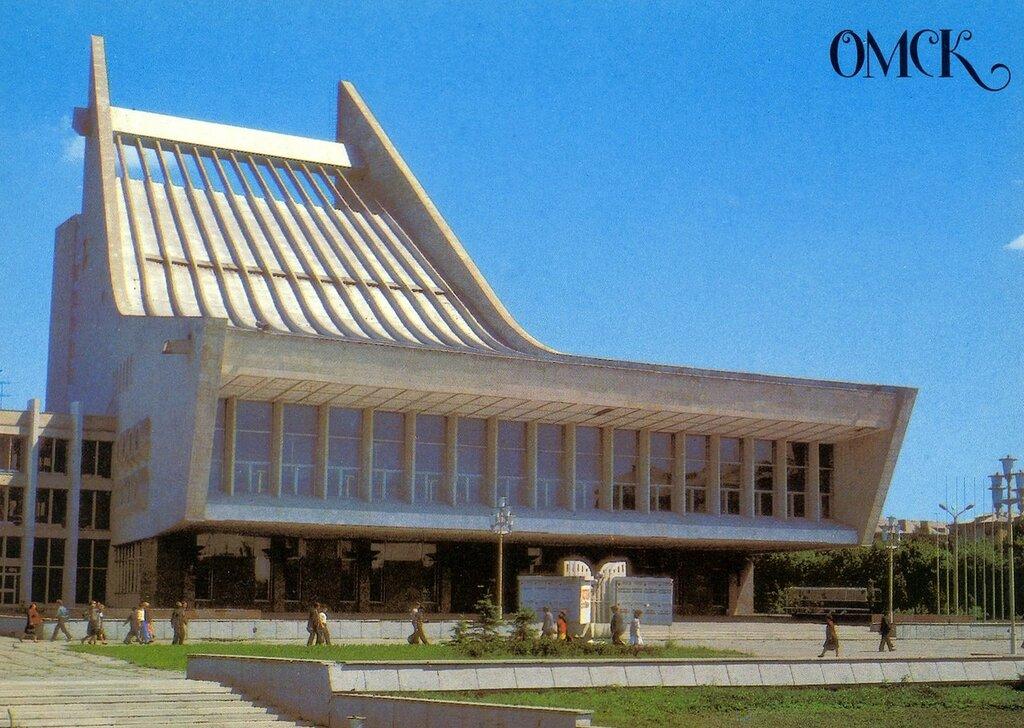Рисунок музыкальный театр омск