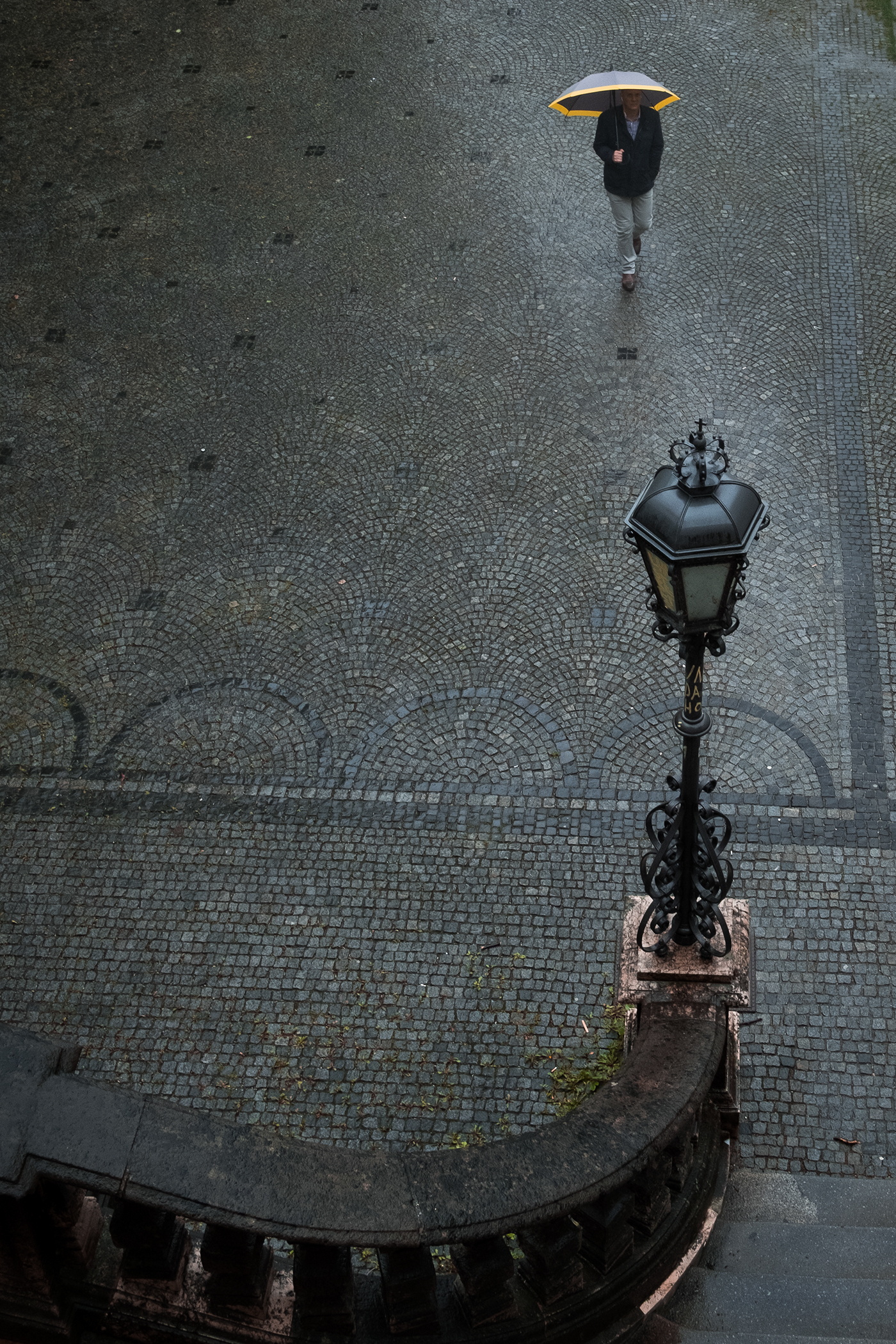 Дождь в Мюнхене / Фотограф Skander Khlif