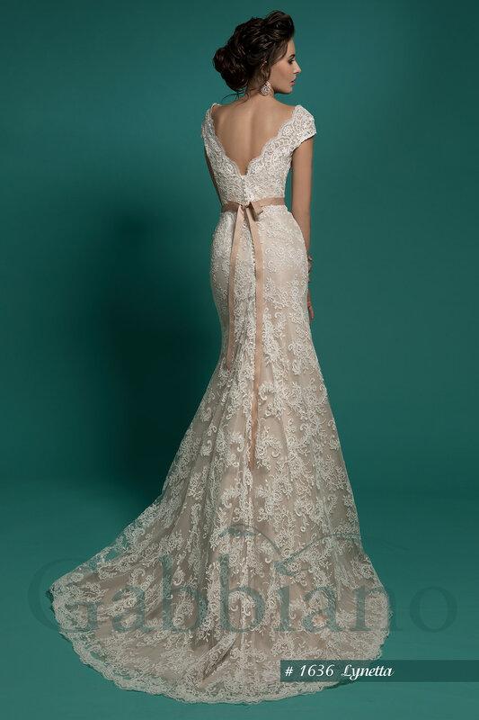 Свадебное платье Линетта