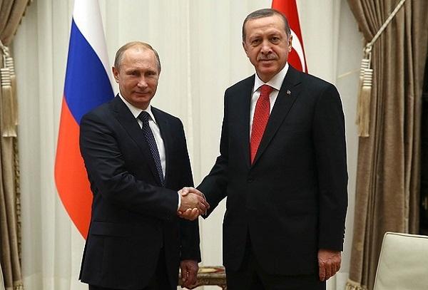 Эрдоган иТрамп проведут встречу кконцу весны  — руководитель  МИД Турции
