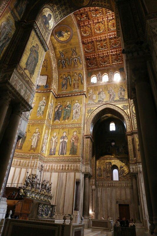 Duomo di Monreale Interior