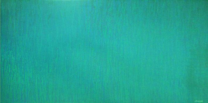 Дождь. Кирилл Яковлев «Идеальный пейзаж» - это своего рода, реконструкция уединенного мира хикокомор