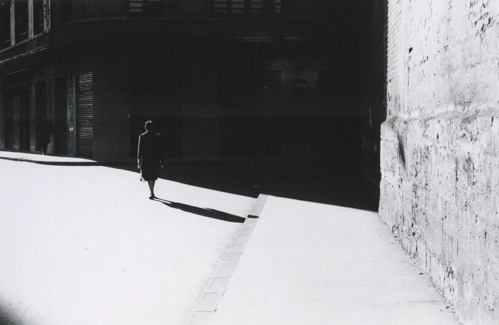 Европа, 1961 год. Комбинирование изображений, многократное экспонирование, наложение негативов,
