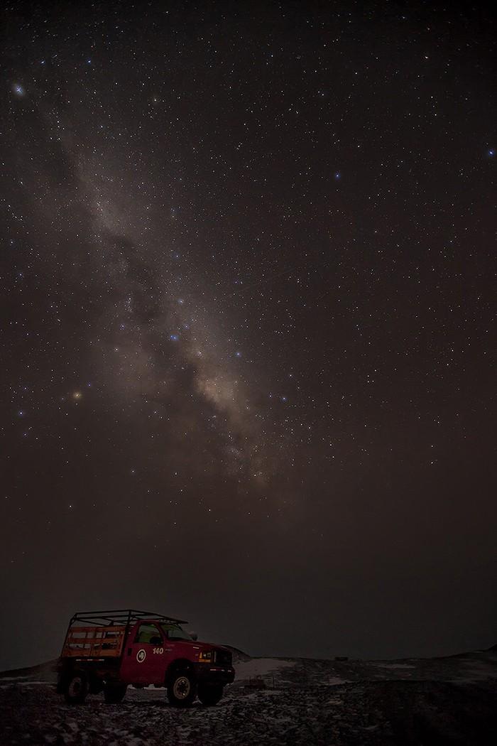 40. Вот такой вот Млечный путь