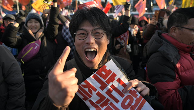 Исполняющим обязанности президента Южной Кореи стал премьер