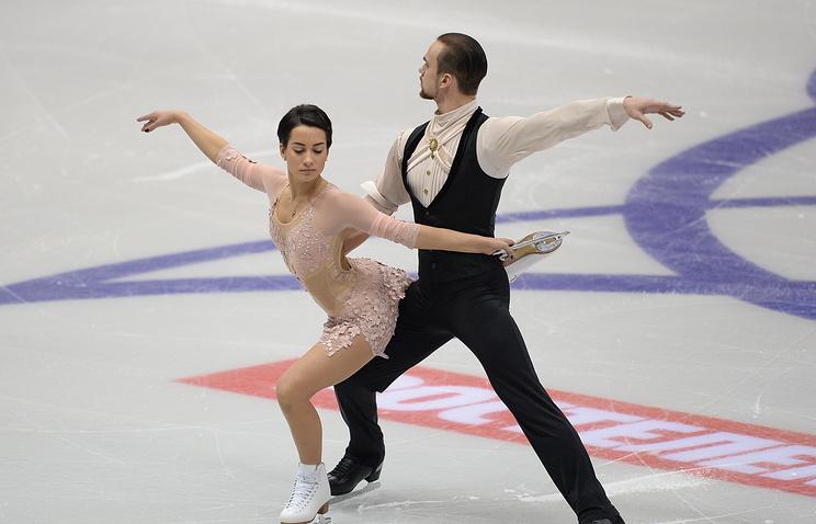 Пара Столбов\Климова выиграла чемпионат Российской Федерации пофигурному катанию
