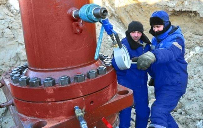 Захваченный Крым вплоть доэтого времени неполучает газ изРФ