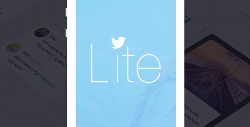 Твиттер запустил облегченную версию для пользователей снизкой скоростью интернета