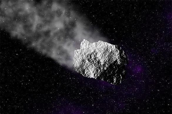 Русские ученые смоделировали падение крупного астероида наЗемлю