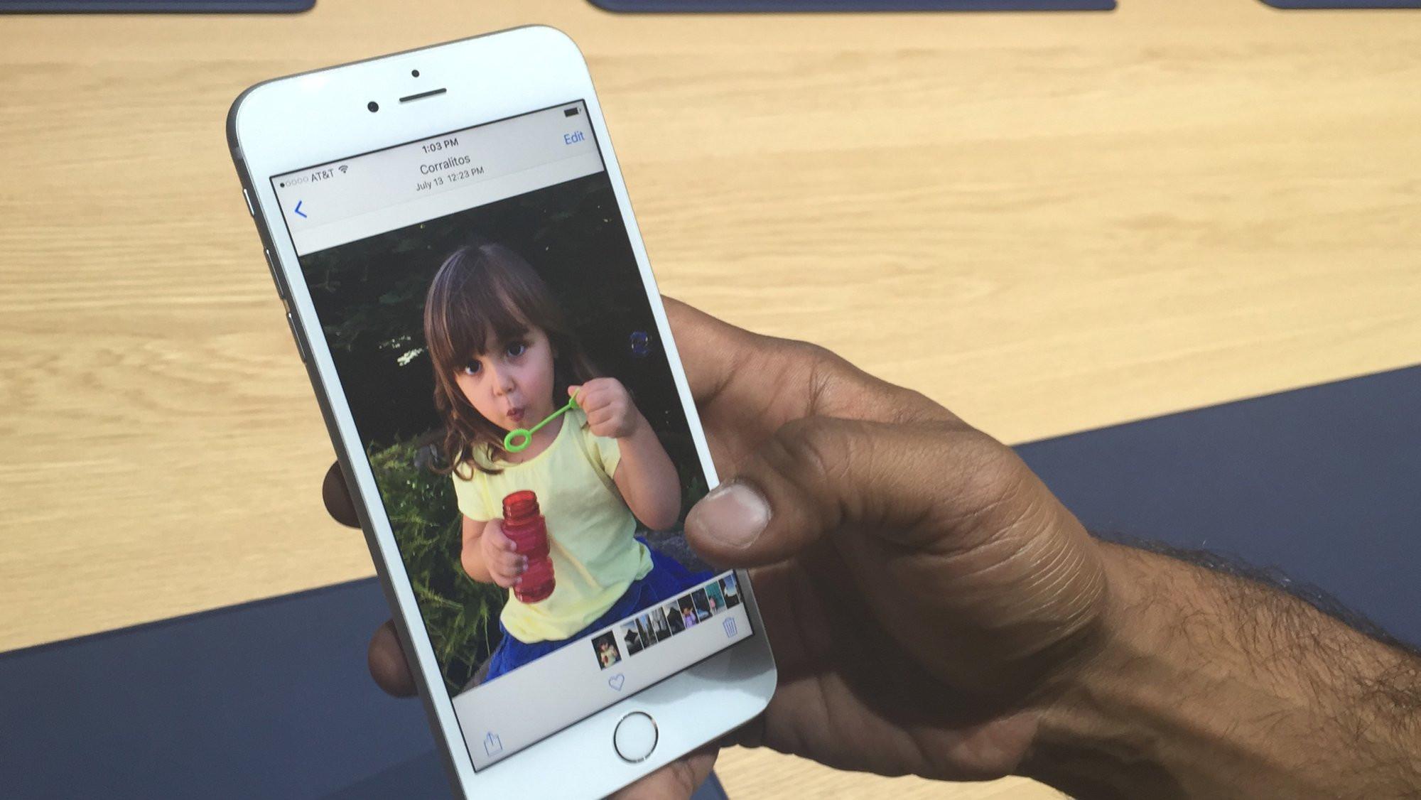 Apple позволила использовать Live Photos насторонних интернет-ресурсах