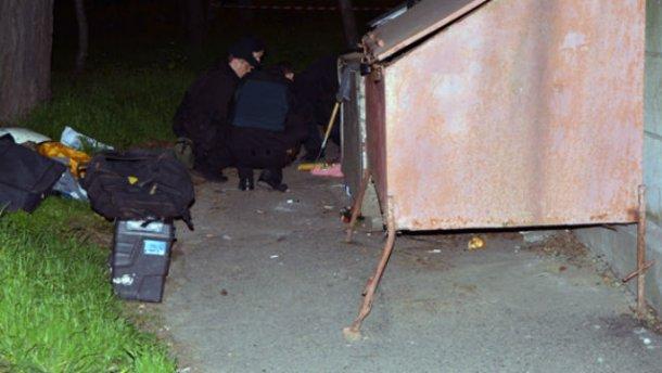 НаКуликовом поле вОдессе отыскали рюкзак совзрывчаткой