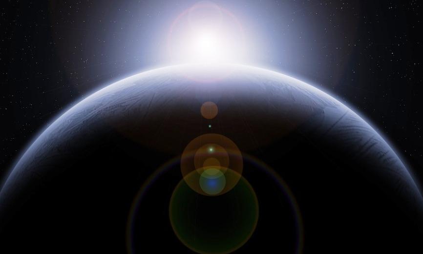 Спутник NASA запечатлел загадочные вспышки наЗемле