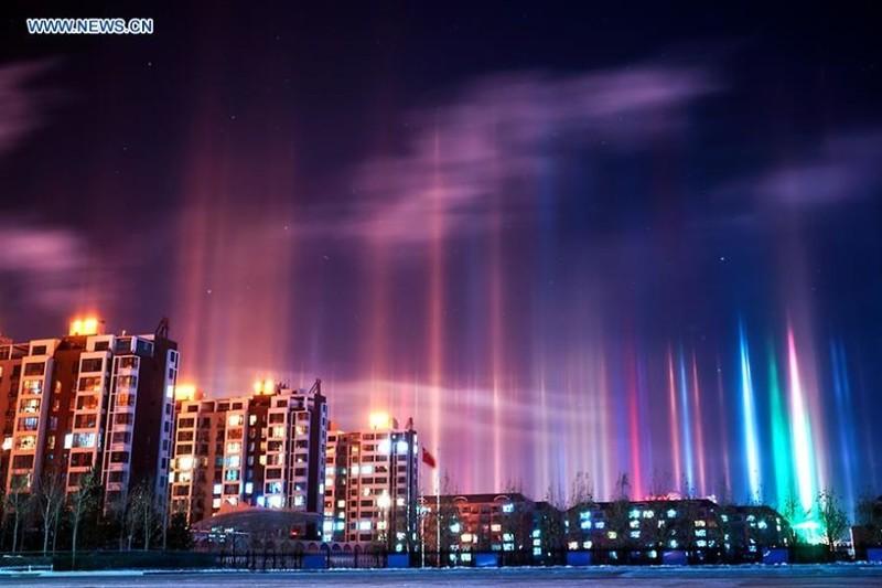 Шилин-Хото, Китай