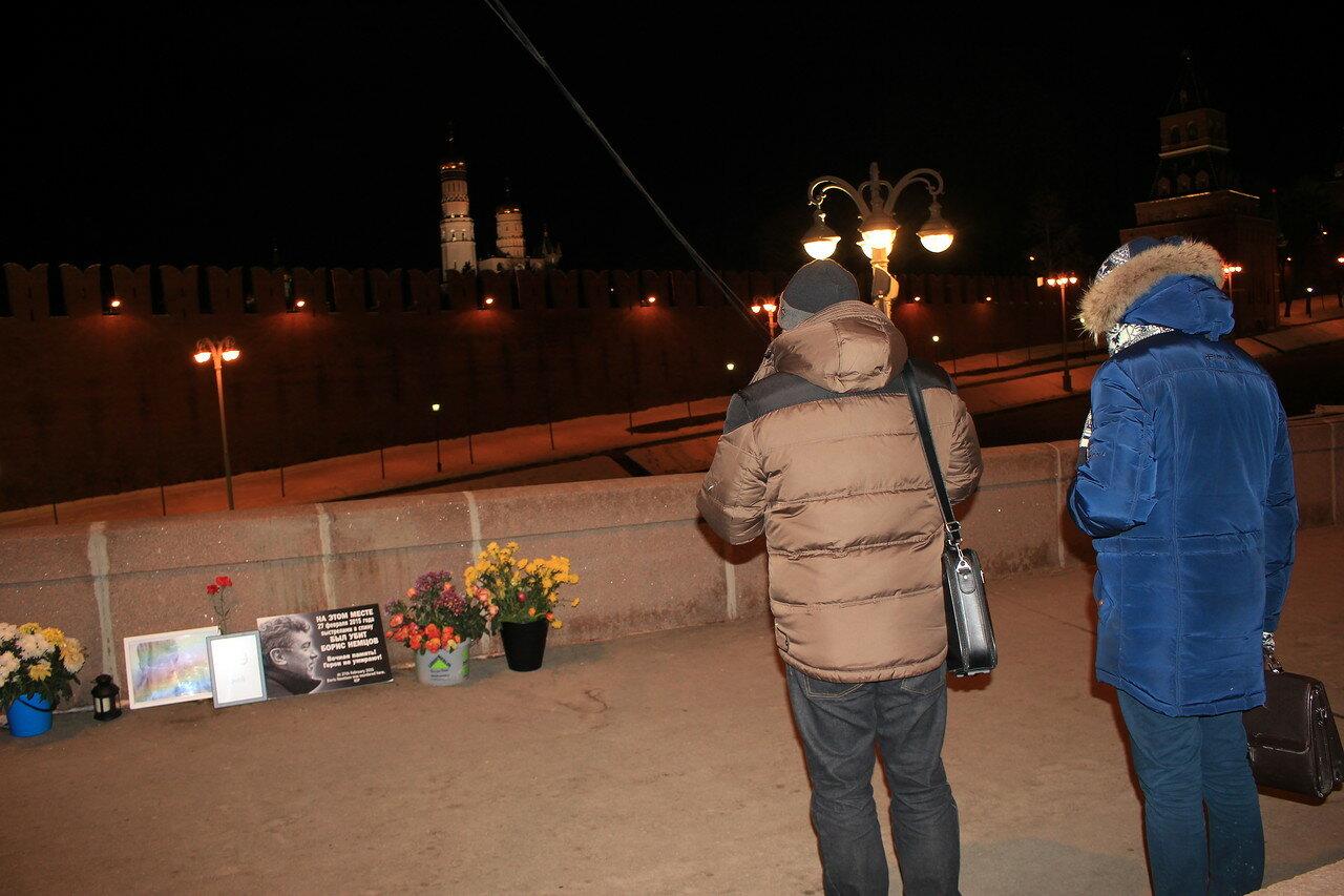 Немцов Мост – ночь – 719 дней