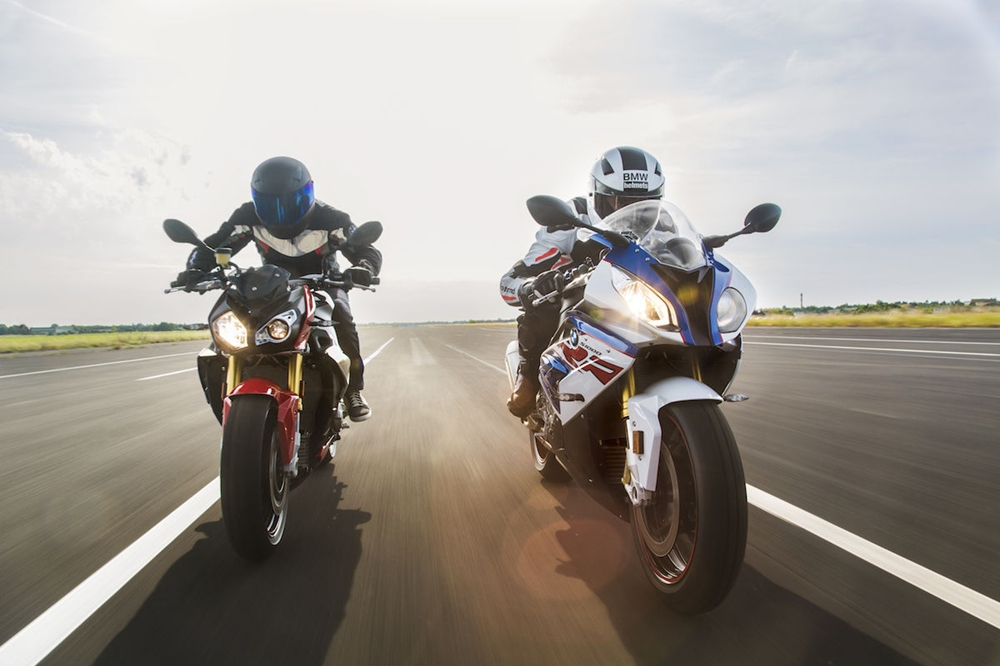 Отзыв мотоциклов BMW S1000RR 2016-2017 и BMW S1000R 2017