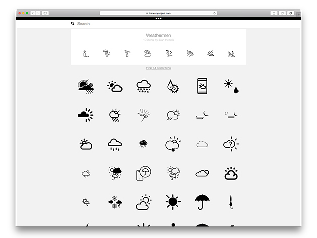 Noun Project Unlimited Icons: 2-Yr Subscription — 83% off