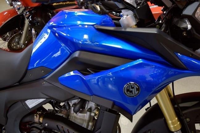 Новый мотоцикл CSC RXR 2017
