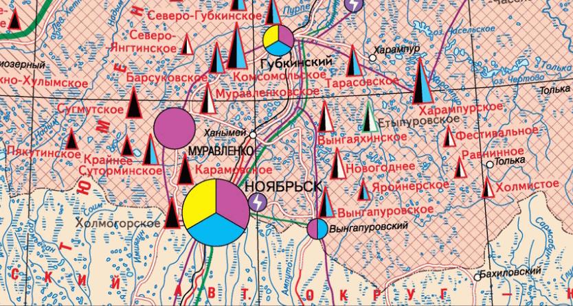 avro-live: Ноябрьск. Как добывалась нефть и делился СССР