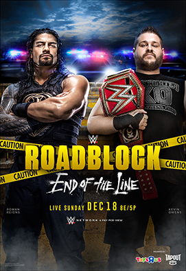 Post image of WWE Roadblock 2016