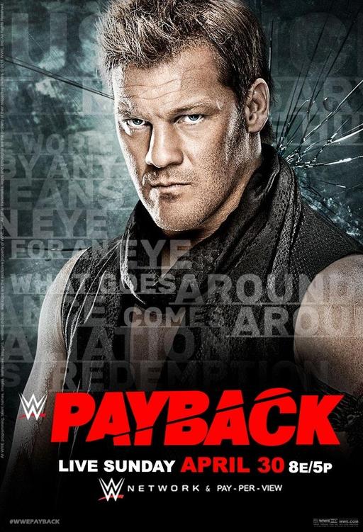 Post image of WWE Payback 2017— обновлённый кард