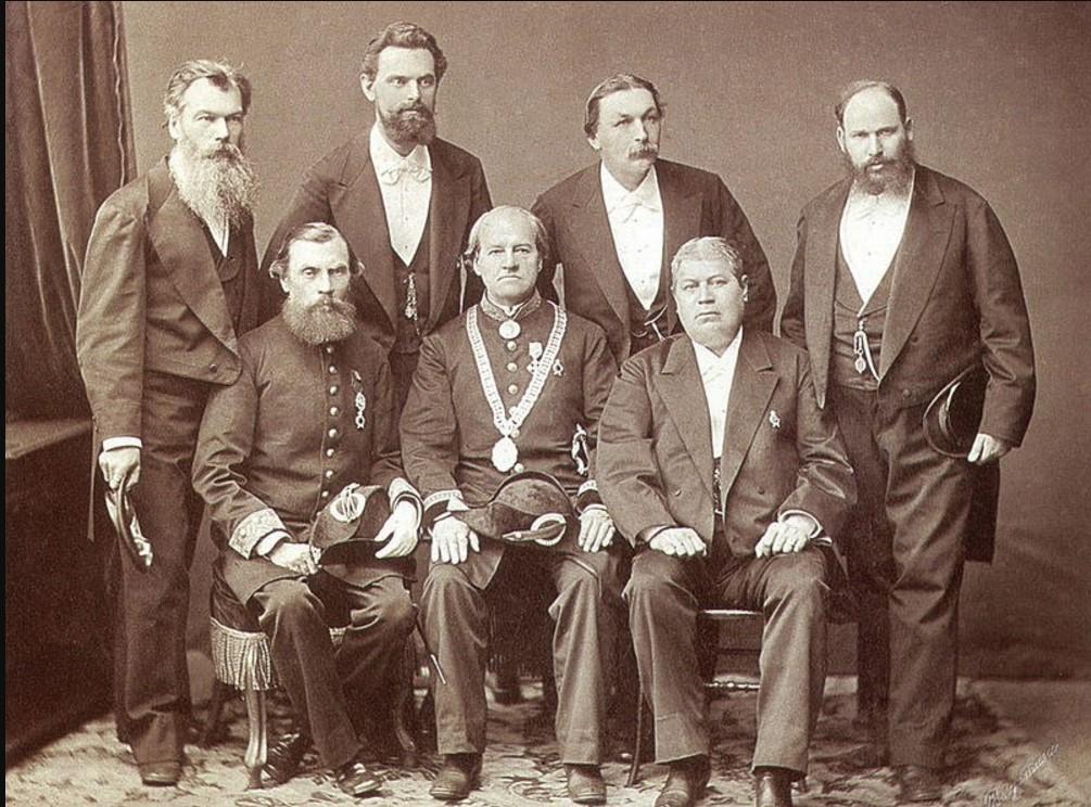 Члены городской думы Переславля-Залесского, 1894—1899 годы