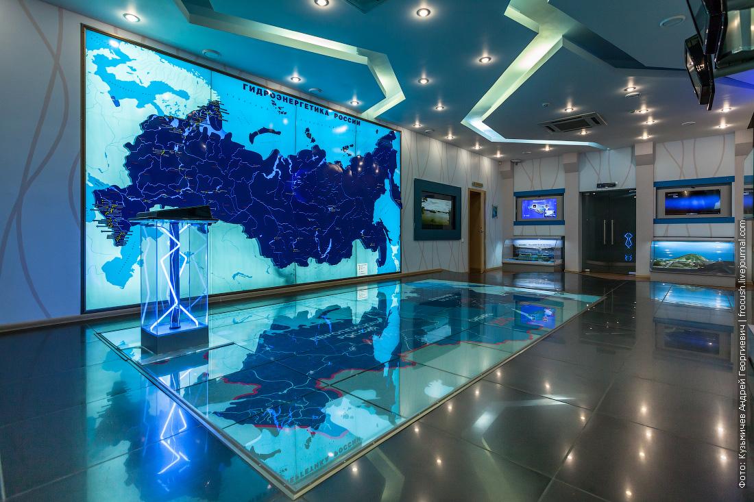 музей гидроэнергетики Углич