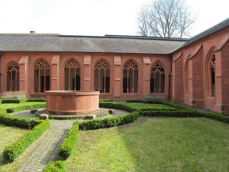 Mainz: Stephanskirche (2)