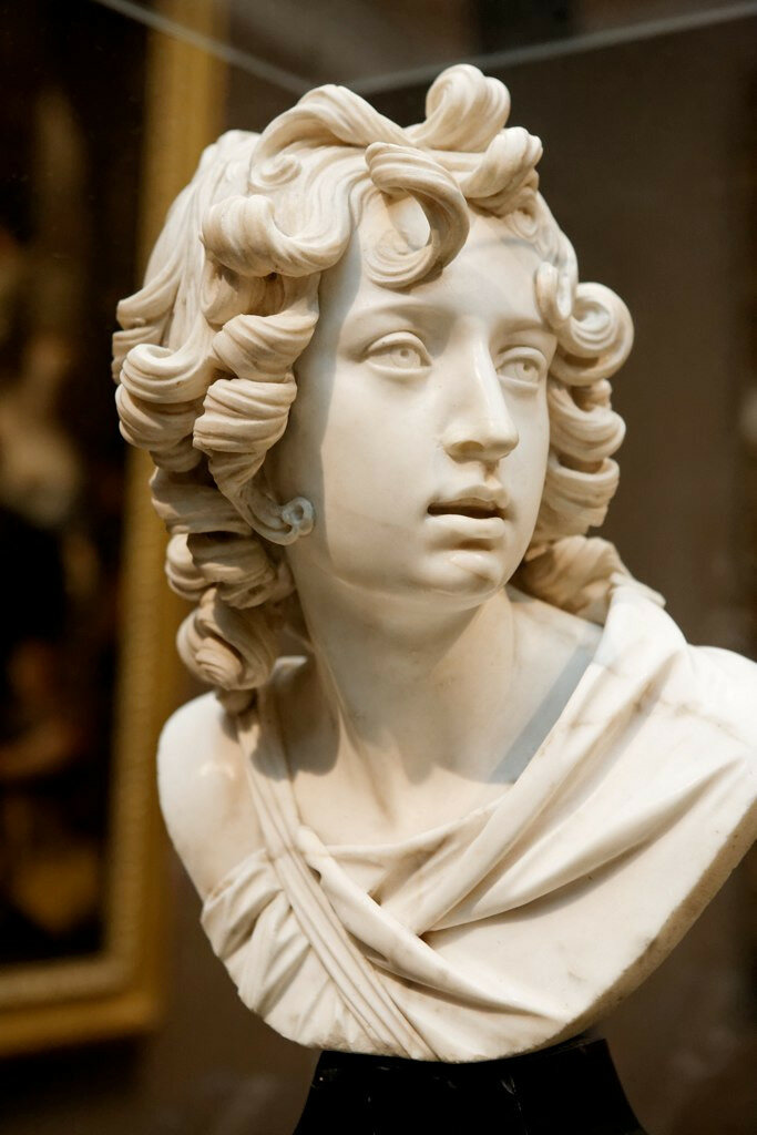 Bust of Youth, Francesco Mochi 1580
