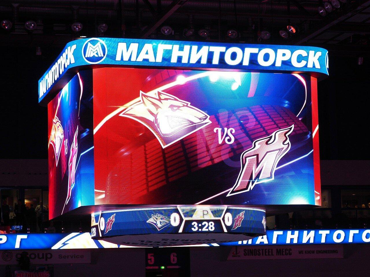 38Металлург - Металлург Новокузнецк 26.10.2016