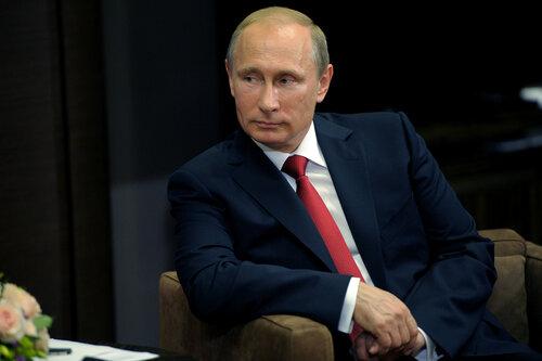 Путин одобрил идею Года единства российской нации