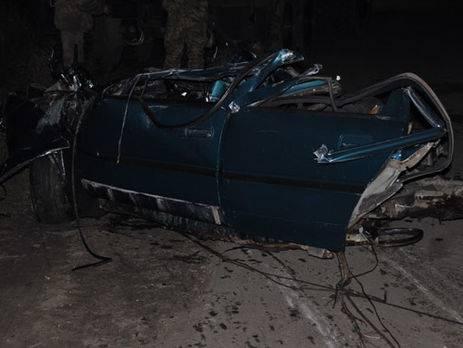 Смертельное ДТП на Николаевщине: Четвертый военный умер в больнице